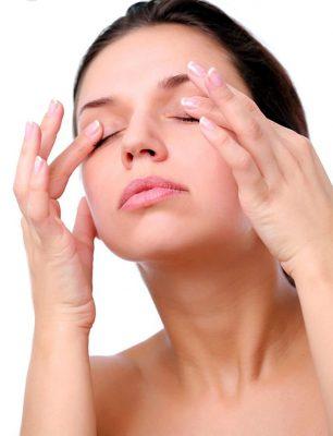 massagem-olhos